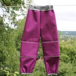 Kalhoty JARNÍ SOFTSHELL...