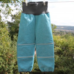 Kalhoty SOFTSHELL TYRKYS I