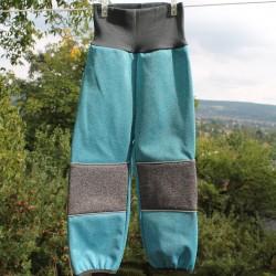 Kalhoty SOFTSHELL TYRKYS III