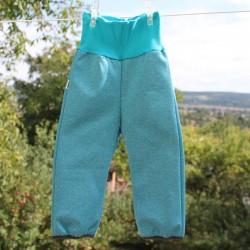 Kalhoty SOFTSHELL TYRKYS IV