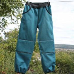 Kalhoty SOFTSHELL TYRKYS V